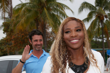 Serena Williams Sony Open - Day 14