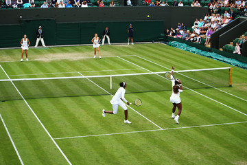 Serena Williams Wimbledon: Day 3