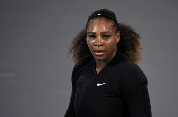 Serena Williams Returns Under A Cloud Of Uncertainty