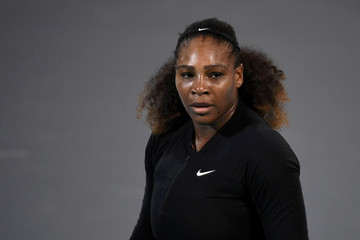 Serena Williams Mubadala World Tennis Championship - Day Three