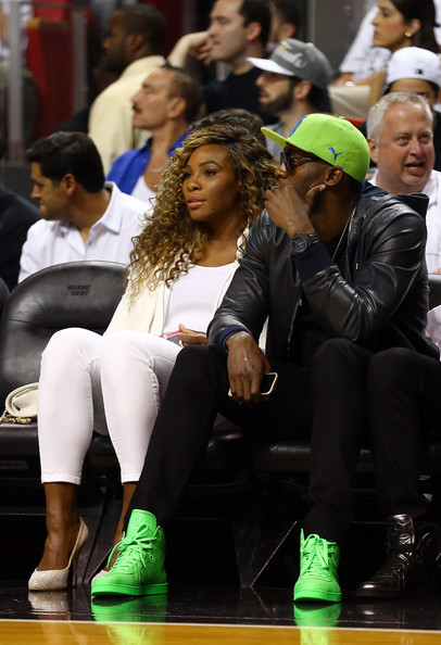 usain bolt dating serena williams Serena williams no 17 seed for us  usain bolt trains for 1st time with central  pop-up dating competition in manhattan unleashed a wave of anger from those.