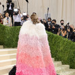 Serena Williams The 2021 Met Gala Celebrating In America: A Lexicon Of Fashion - Arrivals