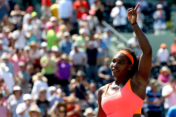 Serena Williams Miami Open Tennis - Day 10