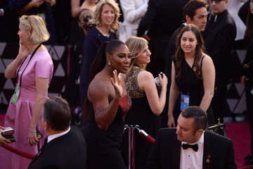 Serena Williams 91st Annual Academy Awards - Fan Arrivals