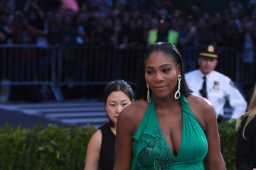 Serena Williams 'Rei Kawakubo/Comme des Garcons: Art of the In-Between' Costume Institute Gala