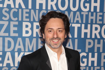 Sergey Brin 2018 Breakthrough Prize - Red Carpet