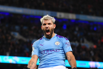 Sergio Aguero European Best Pictures Of The Day - January 18