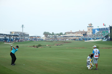 Sergio Garcia DP World Tour Championship - Day Three