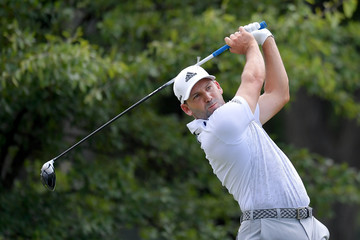 Sergio Garcia AT&T Byron Nelson - Round One