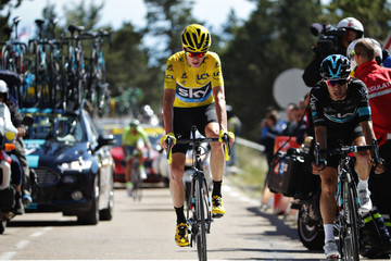 Sergio Henao Montoya Le Tour de France 2016 - Stage Twelve
