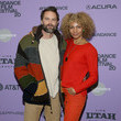 Garret Dillahunt Michelle Hurd Photos