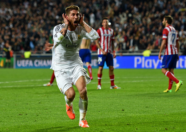 Check Out Sergio Ramos New Tattoos You Wont Believe What They Are PHOTOS