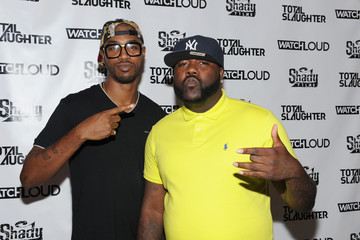 Serius Jones Total Slaughter: The Biggest Rap Battle Event Ever, Hosted By Shady Films, Slaughterhouse And WatchLOUD.com - Arrivals