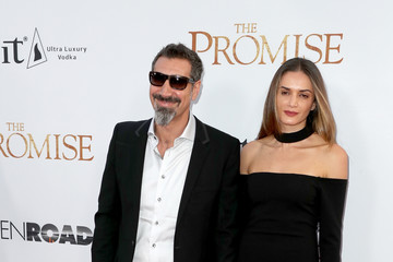 Serj Tankian Premiere of Open Road Films' 'The Promise' - Arrivals