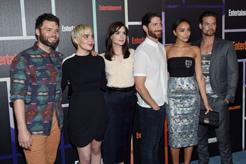 Seth Gabel Entertainment Weekly's Annual Comic-Con Celebration - Arrivals
