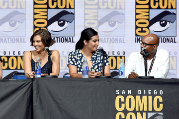 Seth Gilliam Comic-Con International 2017 - AMC's 'The Walking Dead' Panel