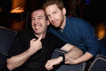 Seth Green Entertainment Weekly Hosts Its Annual Comic-Con Party - Inside
