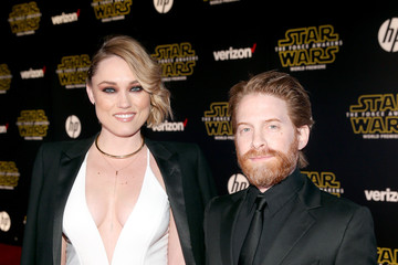 Seth Green Premiere of 'Star Wars: The Force Awakens' - Red Carpet