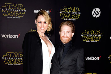 Seth Green Premiere 'Star Wars: The Force Awakens' - Arrivals