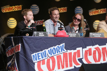 Seth Green Adult Swim Press Hours, Signings and Panels at New York Comic Con - Friday October 9, 2015