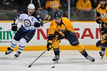 Seth Jones Winnipeg Jets v Nashville Predators