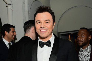 Seth MacFarlane FOX Broadcasting Company, Twentieth Century Fox Television, FX and National Geographic 69th Primetime Emmy Awards After Party - Arrivals