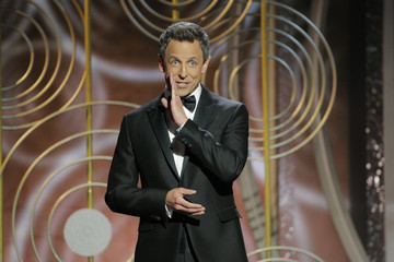 Seth Meyers 75th Annual Golden Globe Awards - Show