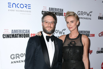 Seth Rogen 33rd American Cinematheque Award Presentation Honoring Charlize Theron - Arrivals