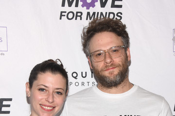 Seth Rogen The Women's Alzheimer's Movement And Equinox Fitness Clubs Host 2019 'Move For Minds'