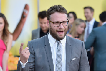 Seth Rogen Premiere of Sony's 'Sausage Party' - Arrivals