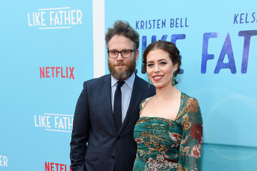 Seth Rogen Premiere Of Netflix Original Film' 'Like Father' At ArcLight Theaters