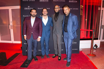 Seth Semilof Haute Living And Zenith Celebrate Swizz Beats