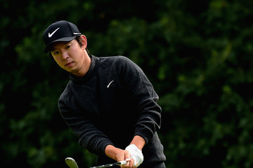 Seung-yul Noh Genesis Open - Round One