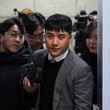 Seungri Former BIGBANG Member Serungri Appears At Seoul District Court