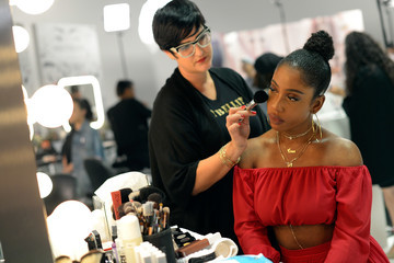 Sevyn Streeter Maybelline New York FH18 Launch Party