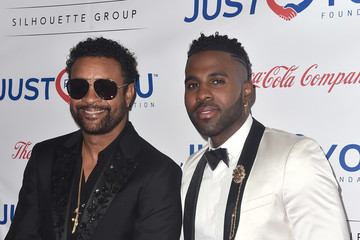Shaggy Jason Derulo's Just For You Foundation's Inaugural 'Heart Of Haiti' Gala - Arrivals