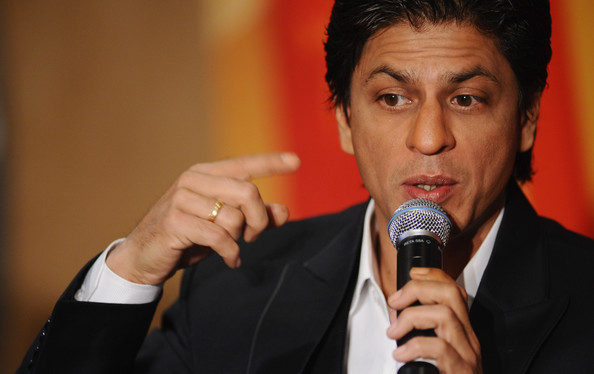 Let Your Hair Down, Straight Or Curls Said Shah Rukh