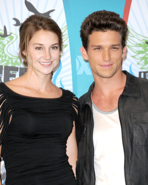 Who is shailene woodley dating in Perth