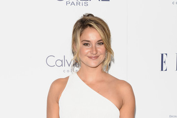 Shailene Woodley 22nd Annual ELLE Women in Hollywood Awards - Arrivals