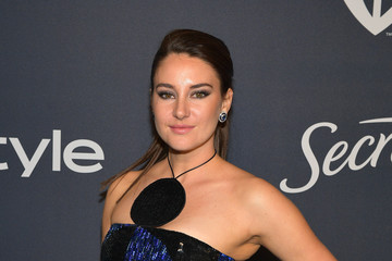 Shailene Woodley The 2020 InStyle And Warner Bros. 77th Annual Golden Globe Awards Post-Party - Red Carpet