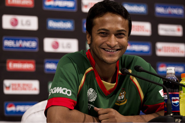 shakib al hasan a bangladeshi international Shakib al hasan is a bangladeshi international cricketer he is an all-rounder,  batting left-handed in the middle order and bowling slow left-arm orthodox.