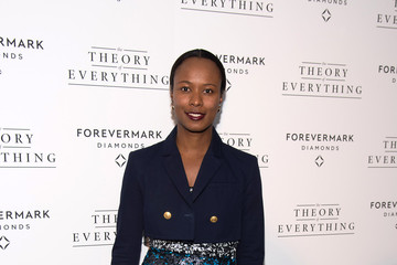 "Shala Monroque ""Theory Of Everything "" New York Screening"