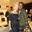 Shala Monroque Barneys New York Celebrates Its New Downtown Flagship In New York City