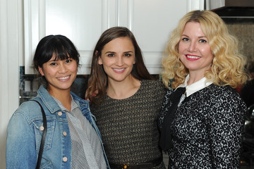 Shana Honeyman Guests Attend the Jessica Pare and Janie Bryant Private Event