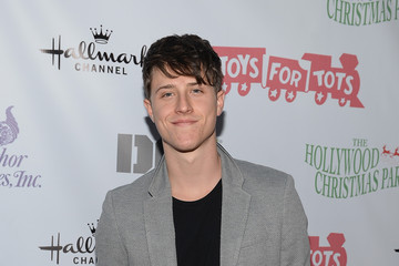 Shane Harper Arrivals at the Hollywood Christmas Parade — Part 3
