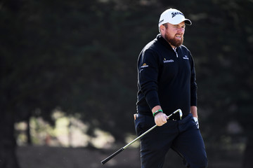 Shane Lowry AT&T Pebble Beach Pro-Am - Round One
