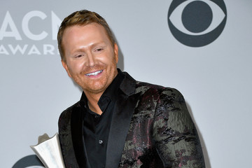 Shane McAnally 52nd Academy of Country Music Awards - Press Room