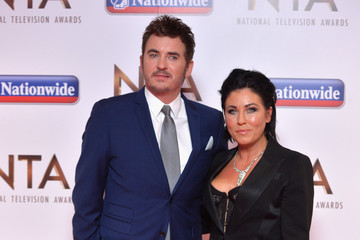 Shane Richie National Television Awards - Winners Room