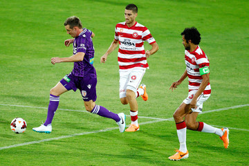 Shane Smeltz A-League Rd 20 - Perth v Western Sydney