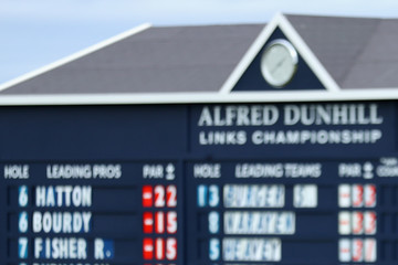 Shane Warne Alfred Dunhill Links Championship - Day Four